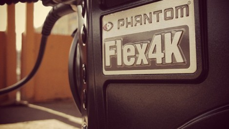 Phantom Flex4K test day.