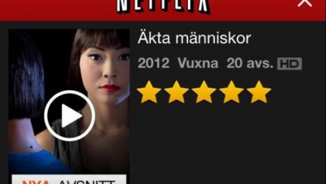 "Äkta Människor ""Real Humans"" Season 2 On Netflix!!!"