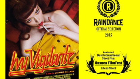 We got in to Raindance Filmfestival