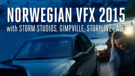 Norwegian VFX 2015